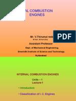 Ic Engine Introduction