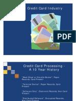 Credit Card 101