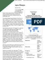 Perserikatan Bangsa-Bangsa - Wikipedia Bahasa Indonesia, Ensiklopedia Bebas