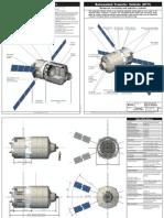ATV Satellite Details Launch 2008