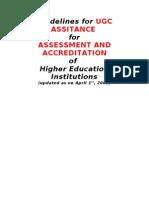 Revised UGC Guidelines HEIs