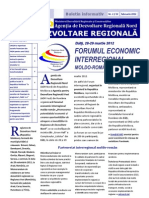 Buletin Informativ / nr. 2 / 2012