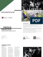 Catalogue Paris Dessus Dessous