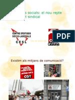 Les Xarxes Socials Cgt Catalunya