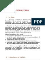 Rapport De Stage Service Comptabilite 2