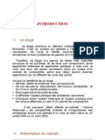 Rapport De Stage Fiduciaire Salaires Taxe Sur La Valeur