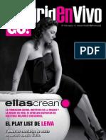 Revista Madrid en Vivo Go! - Marzo/2012