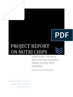 Project Report in Nutri Chips