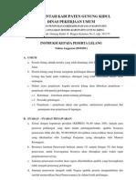 1. Instruksi Kpd Psrt Lelang