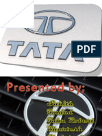 Tata Motors 2011 Ppt
