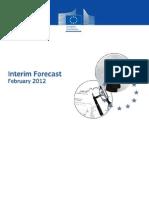 Euro zone -Interim Forecast Feb 2012