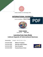 IB Term Paper Gp 6