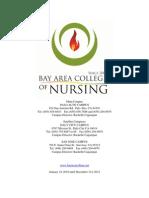 BACN Course Catalogue - Rev 012012