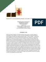 Exhortación  Apostolica, Marialis Cultus Pablo VI