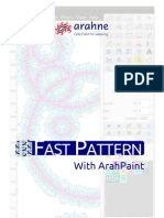 Fast Pattern with ArahPaint