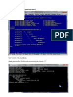 Program Penulisan Biodata Pada Turbo Pascal