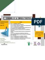 Curso Economía de la Empresa Turística - Instituto de la Sostenibilidad Turística