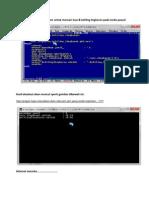 Turbo Pascal (Mencari Keliling & Luas Lingkaran