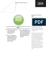 IBM AIX 6.1 New Features