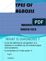 Types of Diagnosis