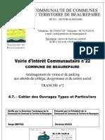 4-7 Cahier Des Bordures