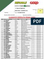 Classifiche-Trezzano