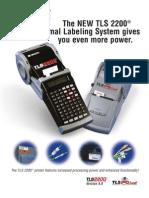 TLS Printer Brochure