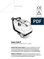 Super Indy II Manual
