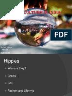 Hippie Culture in India