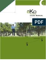 eKo Pro Series Users Manual