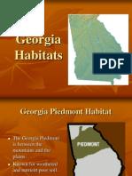 3rd Grade Georgia Habitats