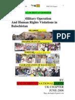 Balochistan Dossier