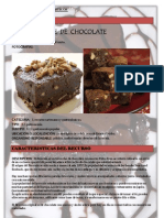 Ficha de Invent a Rio 4 - Brownie de Chocolate