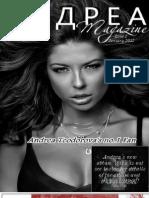 A N D R E A magazine (issue 1)