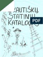 Statinių katalogas