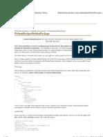 Python Debian Package