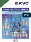 KVC - Stainless Steel Valves