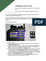FTH 2006 Programming