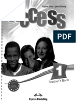 Access Teachers Book 1