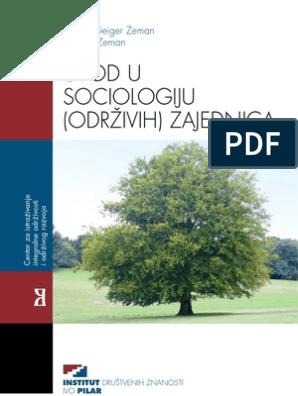 tradicionalna sociologija uzoraka