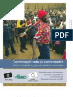 Coordenação com as comunidades - Parte B