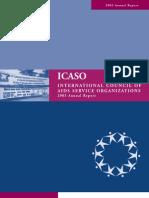 ICASO Annual Report 2003