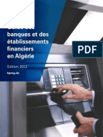 Guide banques et etablissements financiers en Algérie KPMG 2012