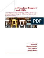 Networks of Asylum Support in the UK and USA