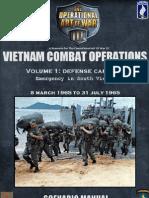 Vietnam Combat Operations - Volume 1 1965