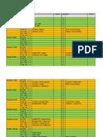 calendari lliga 2013