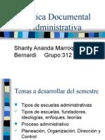 Práctica Documental y Administrativa
