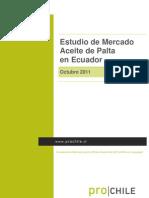 Estudio de Mercado de Aceite de Palta_Ecuador