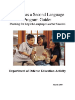 Esl Program Guide 0307