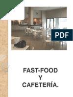 Teoria y Diapositivas Fast Food